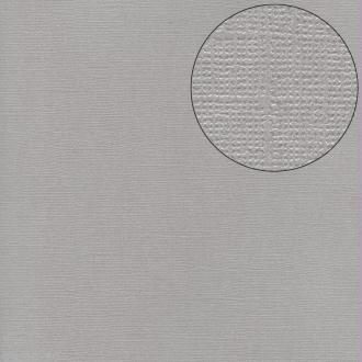 Papier scrapbooking Bazzill 30 x 30 cm - Pailleté - Bling tiara (gris clair)