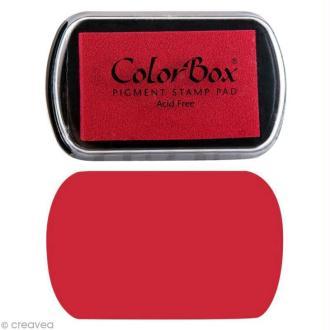 Encreur Colorbox rouge cranberry (Cranberry)