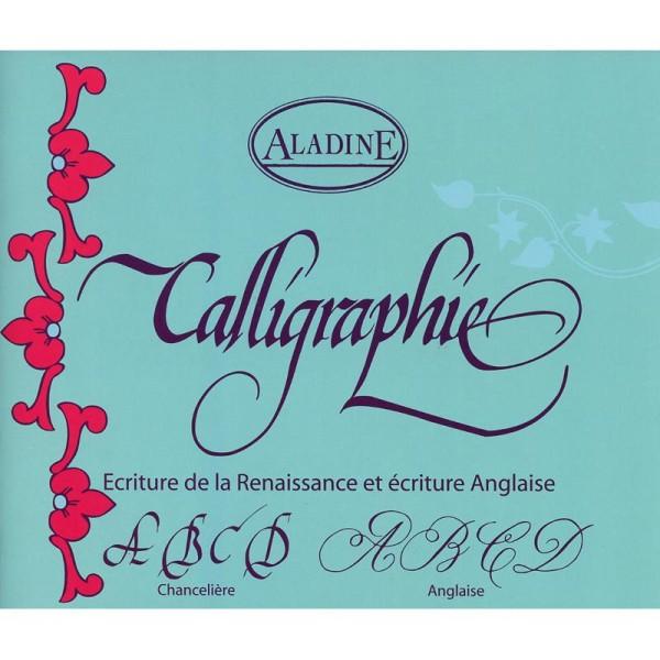 Cahier Calligraphie Ecriture De La Renaissance Et Anglaise Cahier