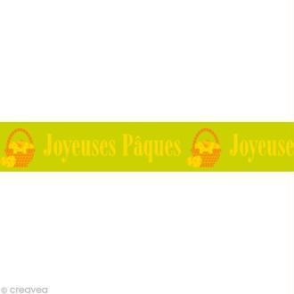 Masking tape - Joyeuses Pâques