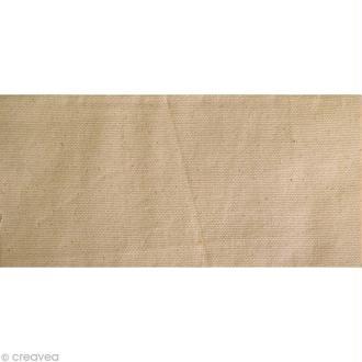 Coupon de tissu en Toile claire - A4