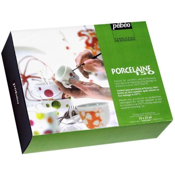 kit initiation peinture porcelaine 150 produits cr atifs. Black Bedroom Furniture Sets. Home Design Ideas