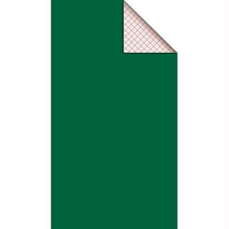 Feutrine adhésive polyester 1 mm 25 x 45 cm - Vert