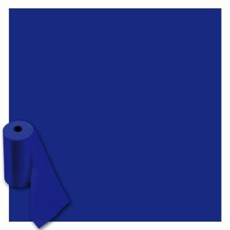 Rouleau feutrine polyester 1 mm 45 cm x 10 m - Bleu électrique