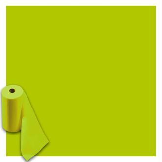 Rouleau feutrine polyester 1 mm 45 cm x 10 m - Vert pomme
