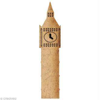 Forme en bois Londres - Big Ben - 5,8 cm