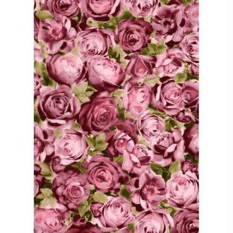 Décopatch Rose 459 - 1 feuille