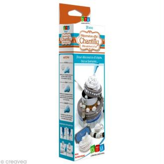 Fausse Chantilly DTM - Blanche - 50 g