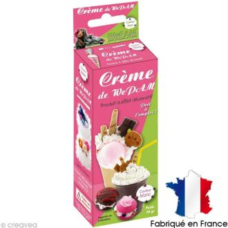 Fausse Chantilly WePAM - Blanche - 30 g
