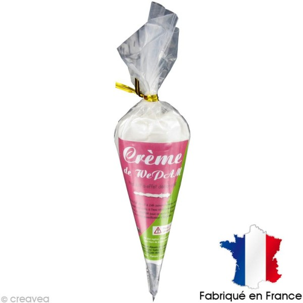 Fausse Chantilly WePAM - Blanche - 80 g - Photo n°3