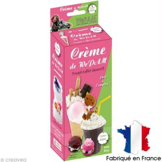 Fausse Chantilly WePAM - Blanche - 80 g