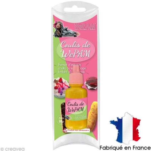 Faux coulis WePAM - Effet Citron - 20 ml - Photo n°1