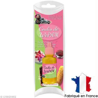 Faux coulis WePAM - Effet Citron - 20 ml