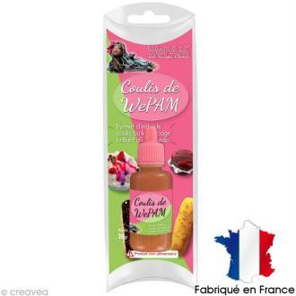 Faux coulis WePAM - Effet Caramel - 20 ml