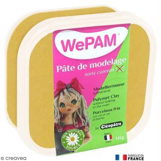 Porcelaine froide à modeler WePAM Or 145 gr