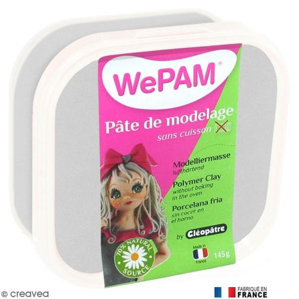 Porcelaine froide à modeler WePAM Argent 145 gr - Photo n°1