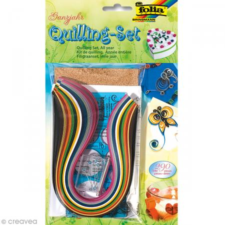 Kit quilling complet - Photo n°1
