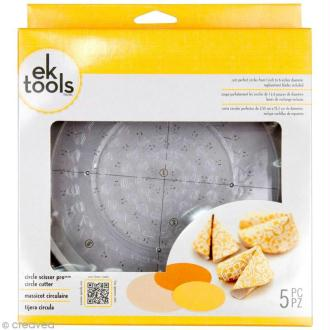 Massicot circulaire EK Tools Coupe cercle