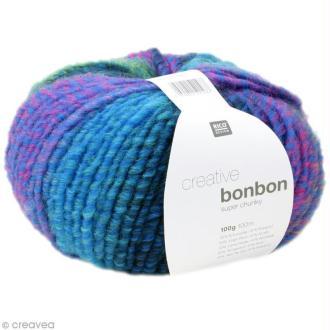 Laine Rico Design - Creative bonbon super chunky - Turquoise - 100 gr