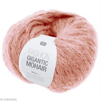 Laine Rico Design - Fashion gigantic mohair - Poudré - 100 gr