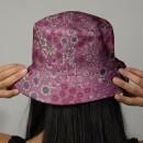 Tissu Frou Frou fleuri n°01 - A la coupe par 10 cm (sur mesure) - Photo n°2