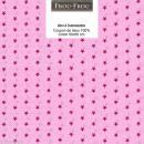 Coupon tissu Frou Frou Camélia - Etoilé (307) - 50 x 50 cm