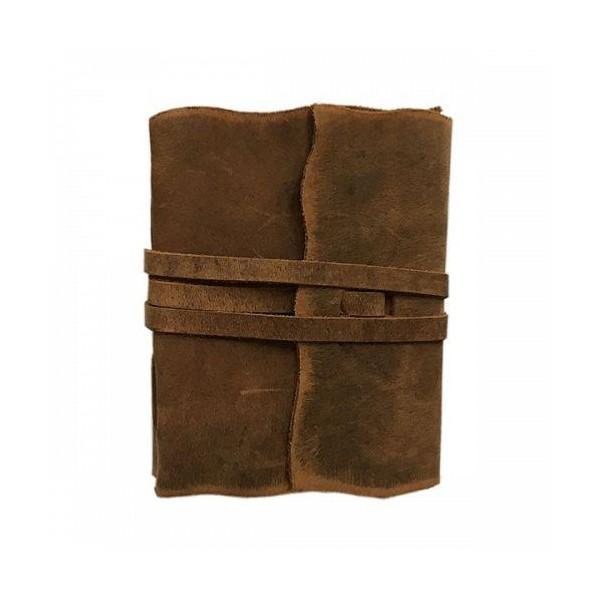 carnet de voyage cuir yaatra 180p coton 13x19 cm fait main. Black Bedroom Furniture Sets. Home Design Ideas