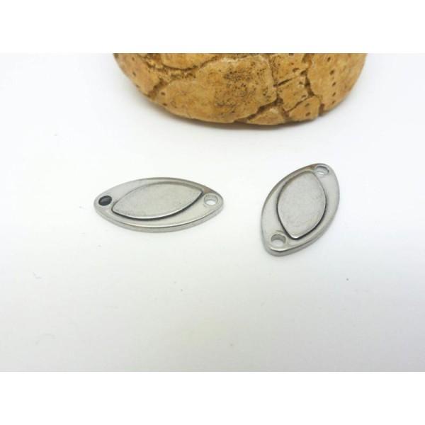 2 Connecteurs Ovales