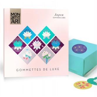 Gommettes de Luxe Japon Carnet de 250 Mon Petit Art