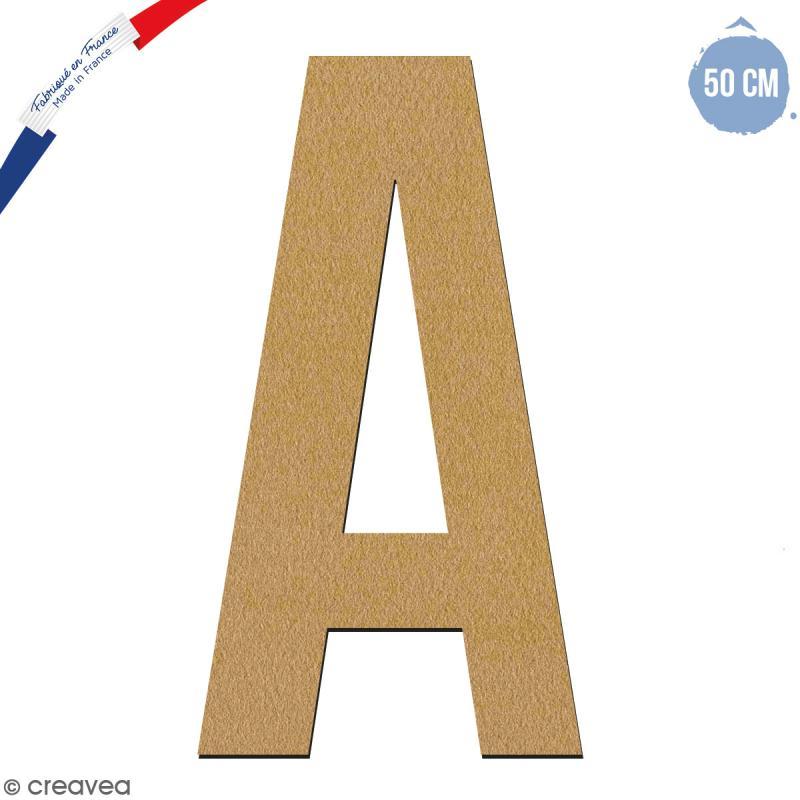 lettre g ante en bois 50 cm a lettre en bois 50 cm. Black Bedroom Furniture Sets. Home Design Ideas