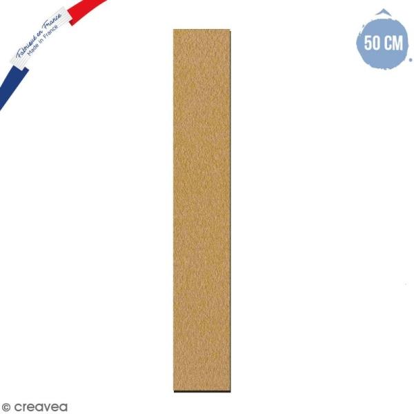 Lettre géante en bois 50 cm - I - Photo n°1