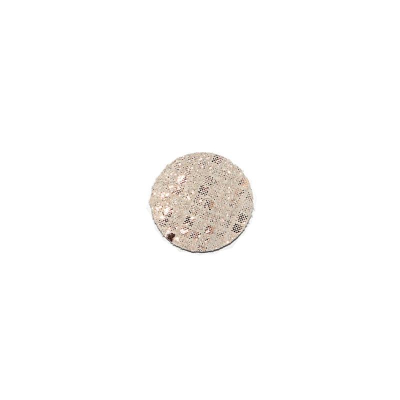 rond de cuir petits carr s 15 mm rose cabochons pierres. Black Bedroom Furniture Sets. Home Design Ideas