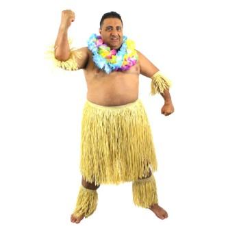 Set Maori complet 5 pièces - Taille XL/XXL