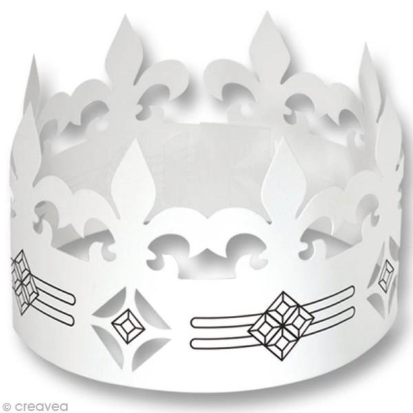 Assortiment de couronnes à personnaliser - 6 pcs - Photo n°6