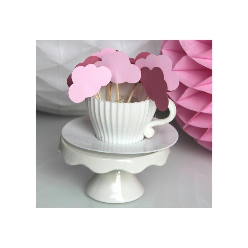 10 d corations pour petits g teaux cupcakes toppers - Deco pour cupcake ...