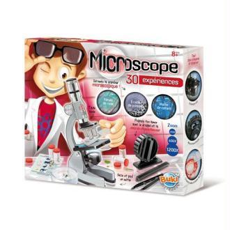Buki Microscope 30 Expériences