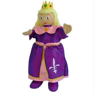 Au Sycomore - MA35013 - Marionnette - Princesse