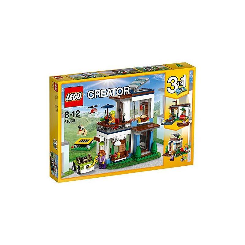 Lego 31068 creator jeu de construction la maison for Maison moderne jeu