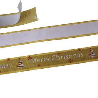 2 M De Ruban Adhésif Washi Motif Merry Christmas 15Mm-Sc70942- Scrapbooking