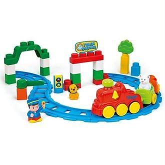 Clemmy Plus Train sonore Clementoni