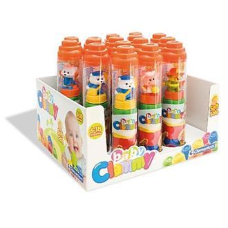 Clementoni - 14738.0 - Cubes Souples - Clemmy Baby - Ensemble Démarreur