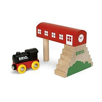 Brio - 33615 - Gare Tradition Et Locomotive -
