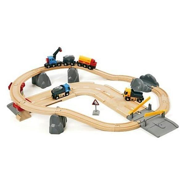 Transport Jeu De Construction Circuit Roches 33210 Rail Route Brio FK1Tlc3uJ5