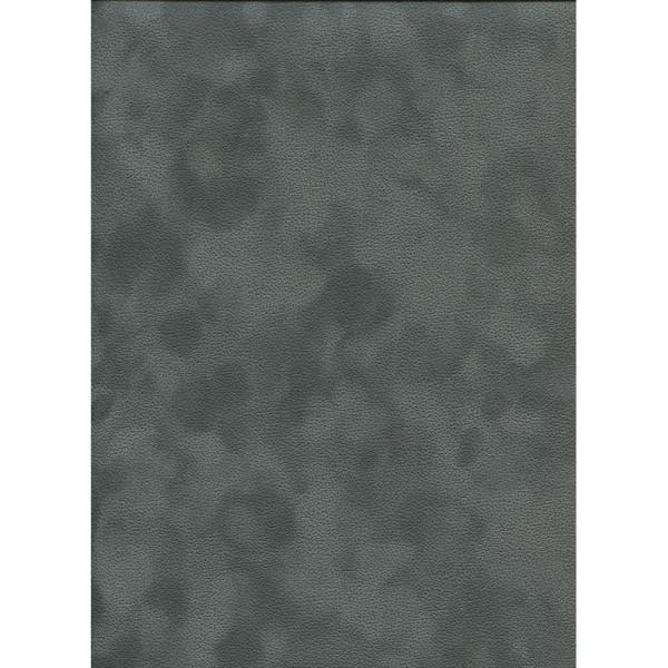 Soft anthracite, papier simili velours - Photo n°1