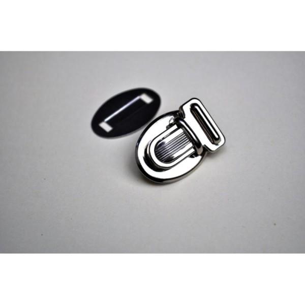 Clip nickel petit modèle - Photo n°1