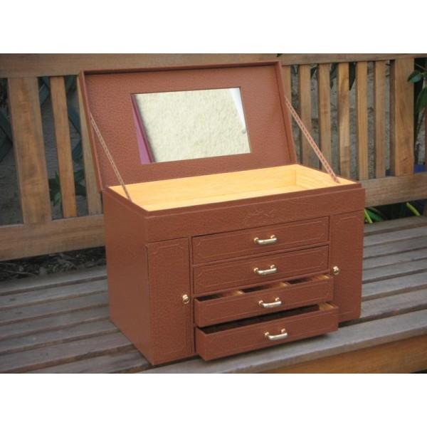 La boîte à bijoux, cahier technique de cartonnage - Photo n°1