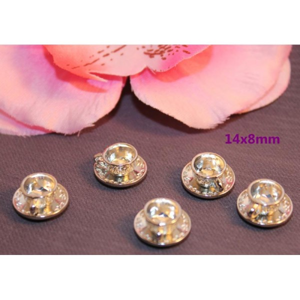 30Pcs À faire soi-même 6X8mm verre cristal Cylindre Spacer Loose Beads Jewelry Making IM30