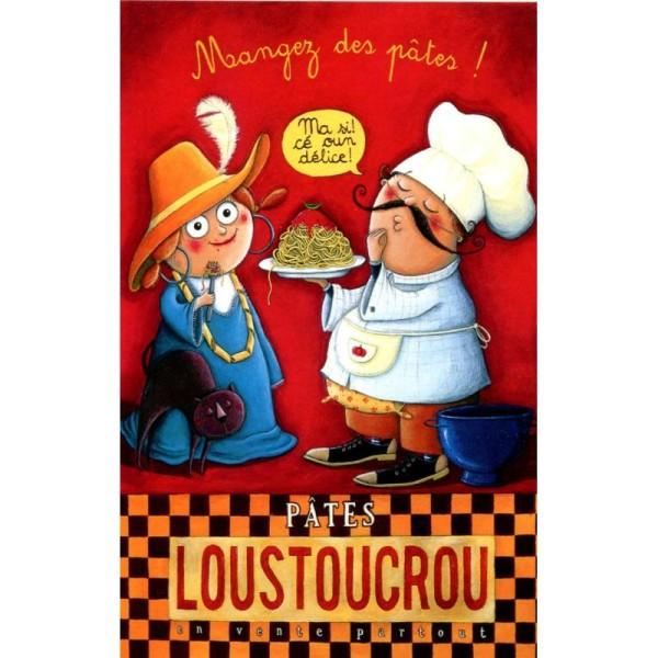 Loustoucrou, carte postale Amandine Piu - Photo n°1