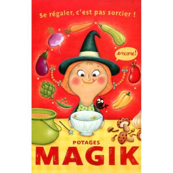 Magik, Carte postale amandine Piu - Photo n°1