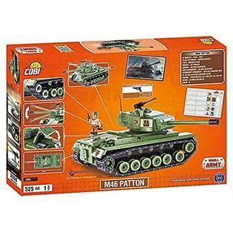 Cobi - 3008 - Patton - Vert